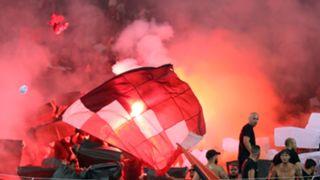 Ligue 1 Nice fans