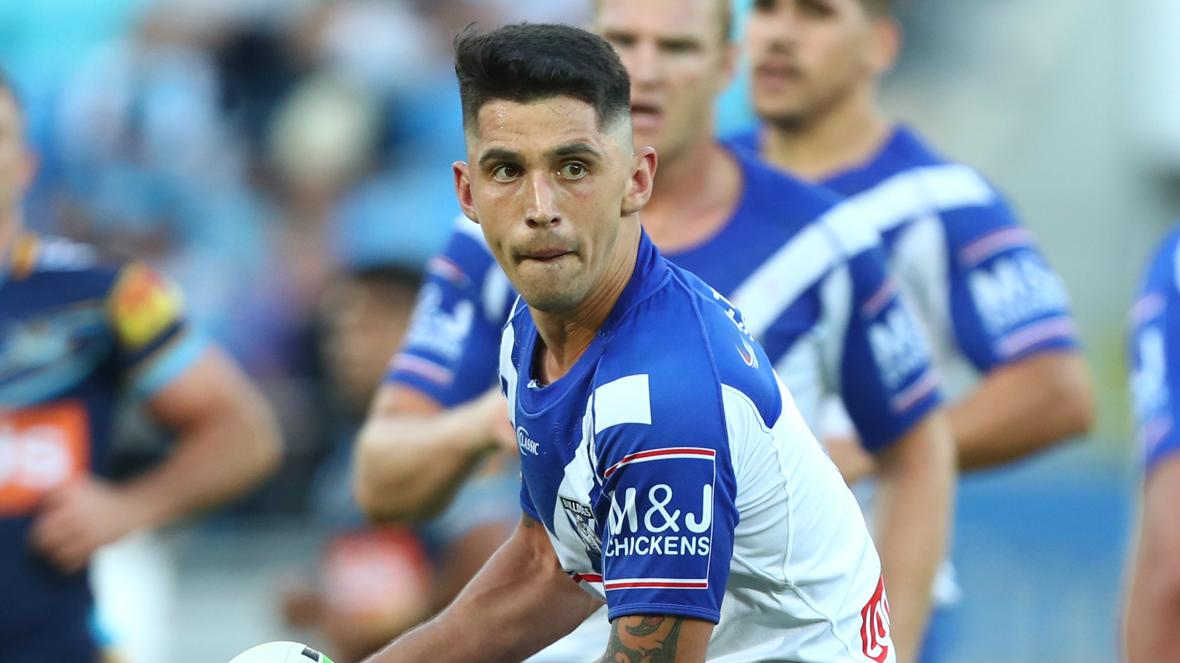 Jeremy Marshall-King signs two-year contract extension with Canterbury Bulldogs