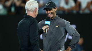 McEnroe Nadal