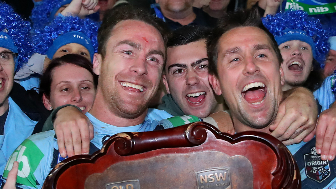 State of Origin: James Maloney admits he may have played his last game for NSW