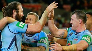 #Paul Gallen Aaron Woods