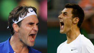 Federer Tomic