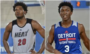 Stanley Johnson Justise Winslow