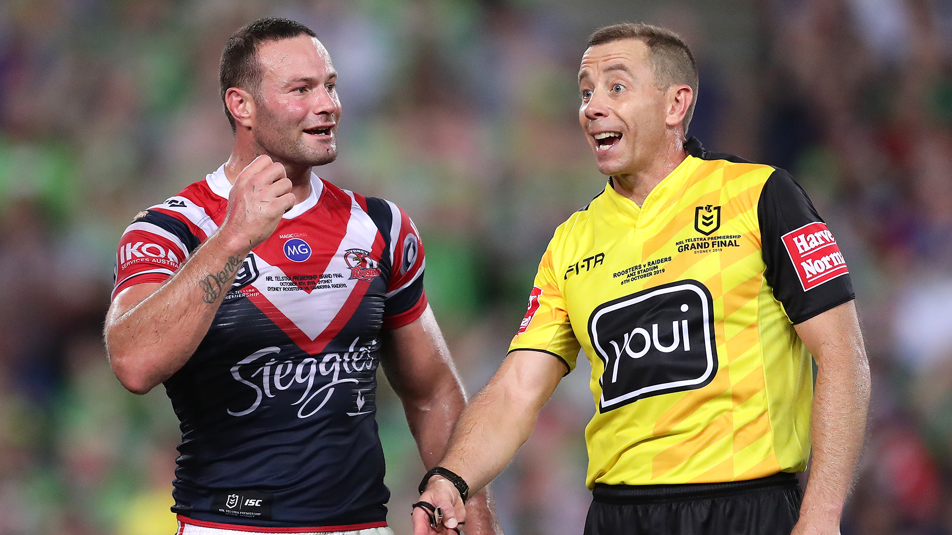 NRL 2019: Top ten refereeing howlers of the season
