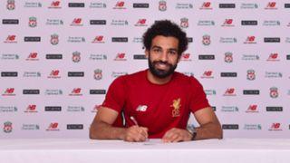 #Mohamed Salah