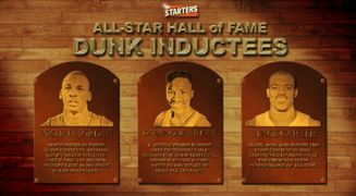 Dunk Inductees