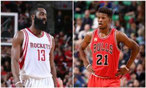 James Harden Jimmy Butler