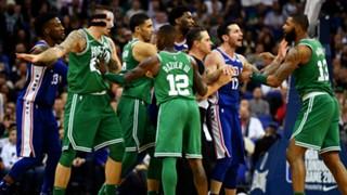 #NBA scuffle