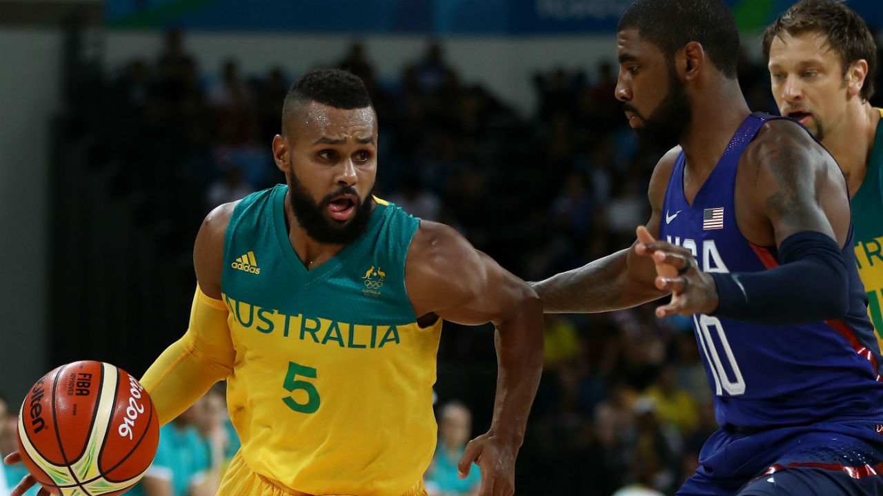 Australian Boomers set to play Team USA in Melbourne ...