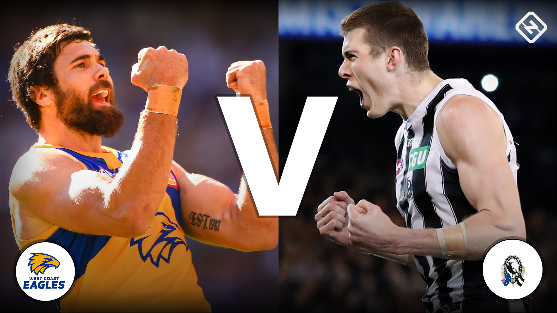 2018 AFL Grand Final: West Coast Eagles v Collingwood Magpies: Preview, teams, history and odds ...