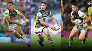 #Nathan Cleary #Mitchell Moses #James Maloney