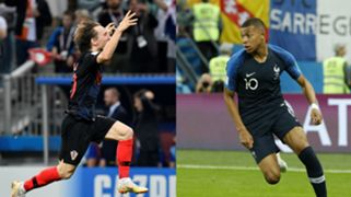 #Modric Mbappé