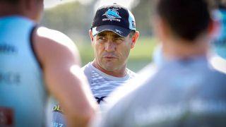 Coach Shane Flanagan