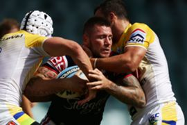 Raiders v Roosters
