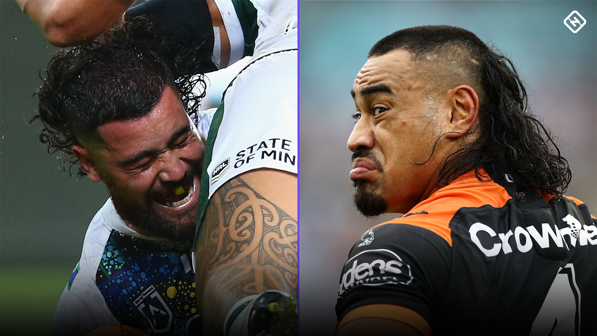 Wests Tigers news: Mahe Fonua calls out Andrew Fifita for ...