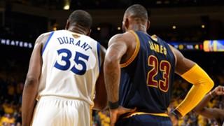 #LeBron James Kevin Durant