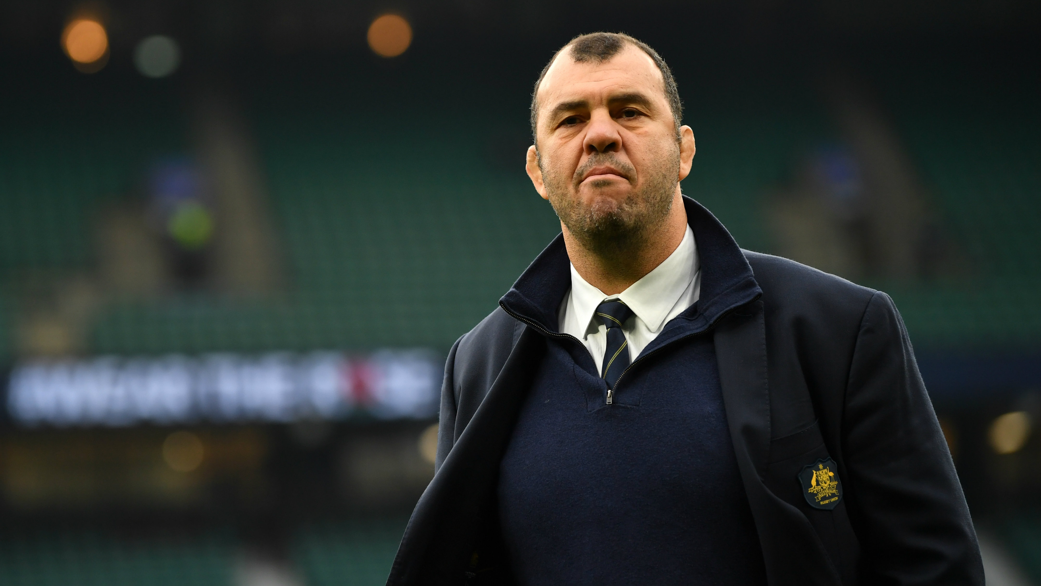 Former Wallabies captain Andrew Slack slams 'sore loser' Michael Cheika after coaching exit