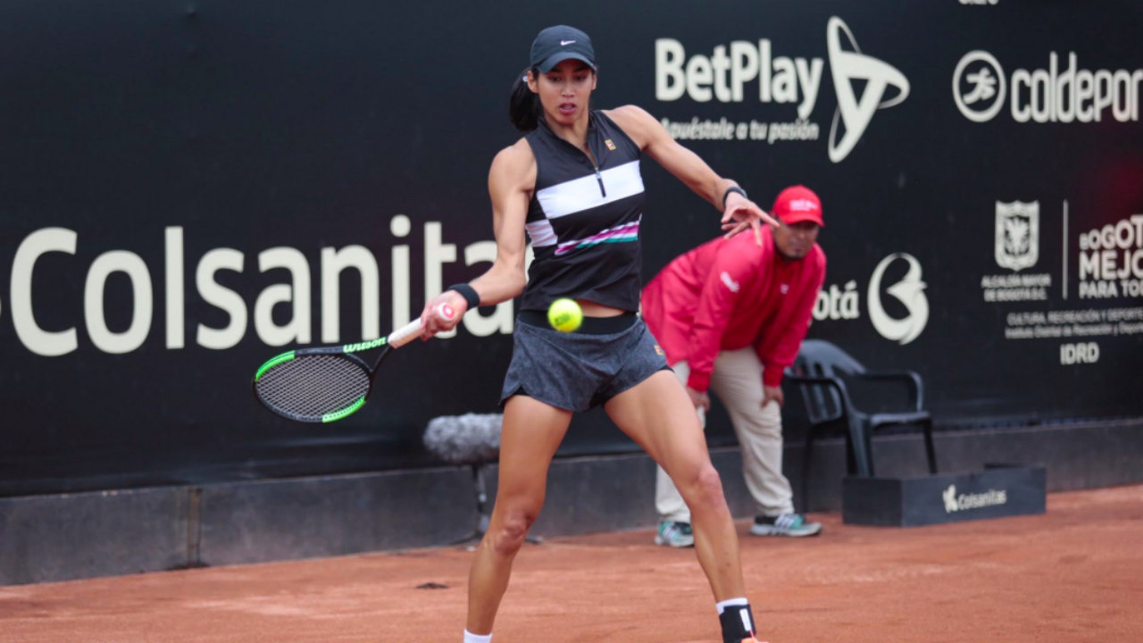 Astra Sharma upsets Lara Arruabarrena to reach maiden WTA final in Bogota