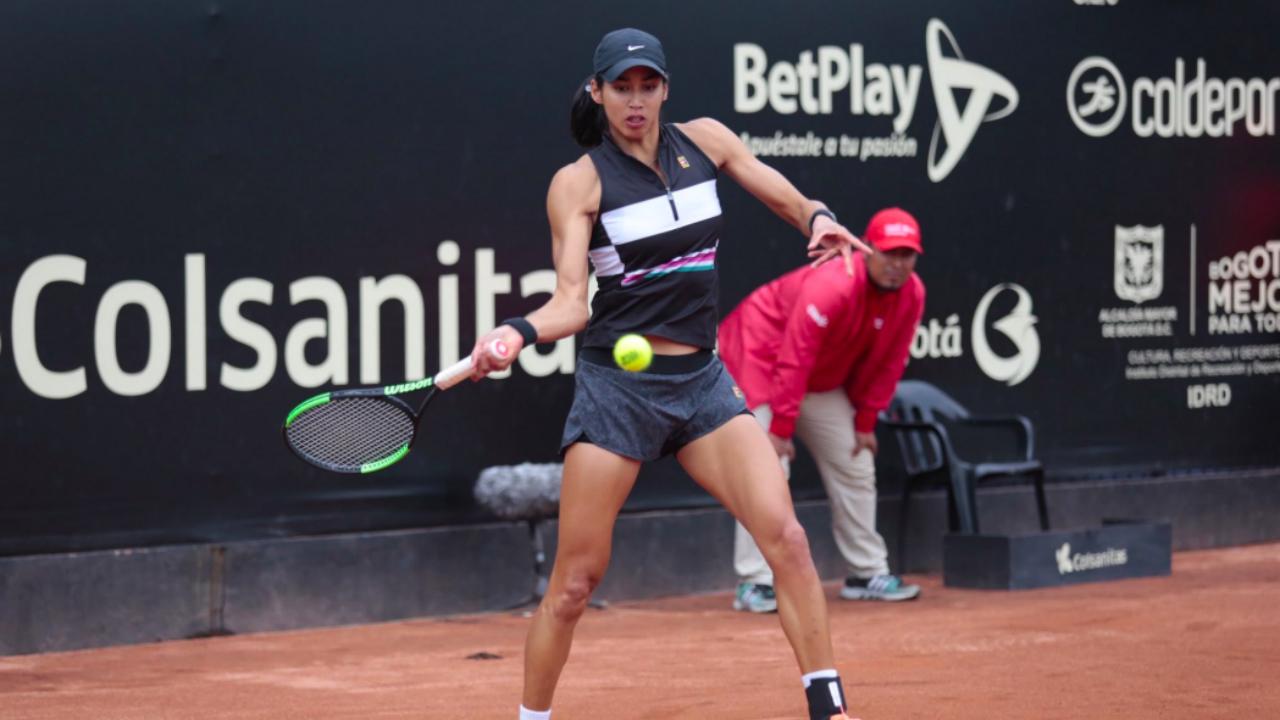 Astra Sharma upsets Lara Arruabarrena to reach maiden WTA ...