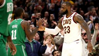 #Kyrie Irving LeBron James