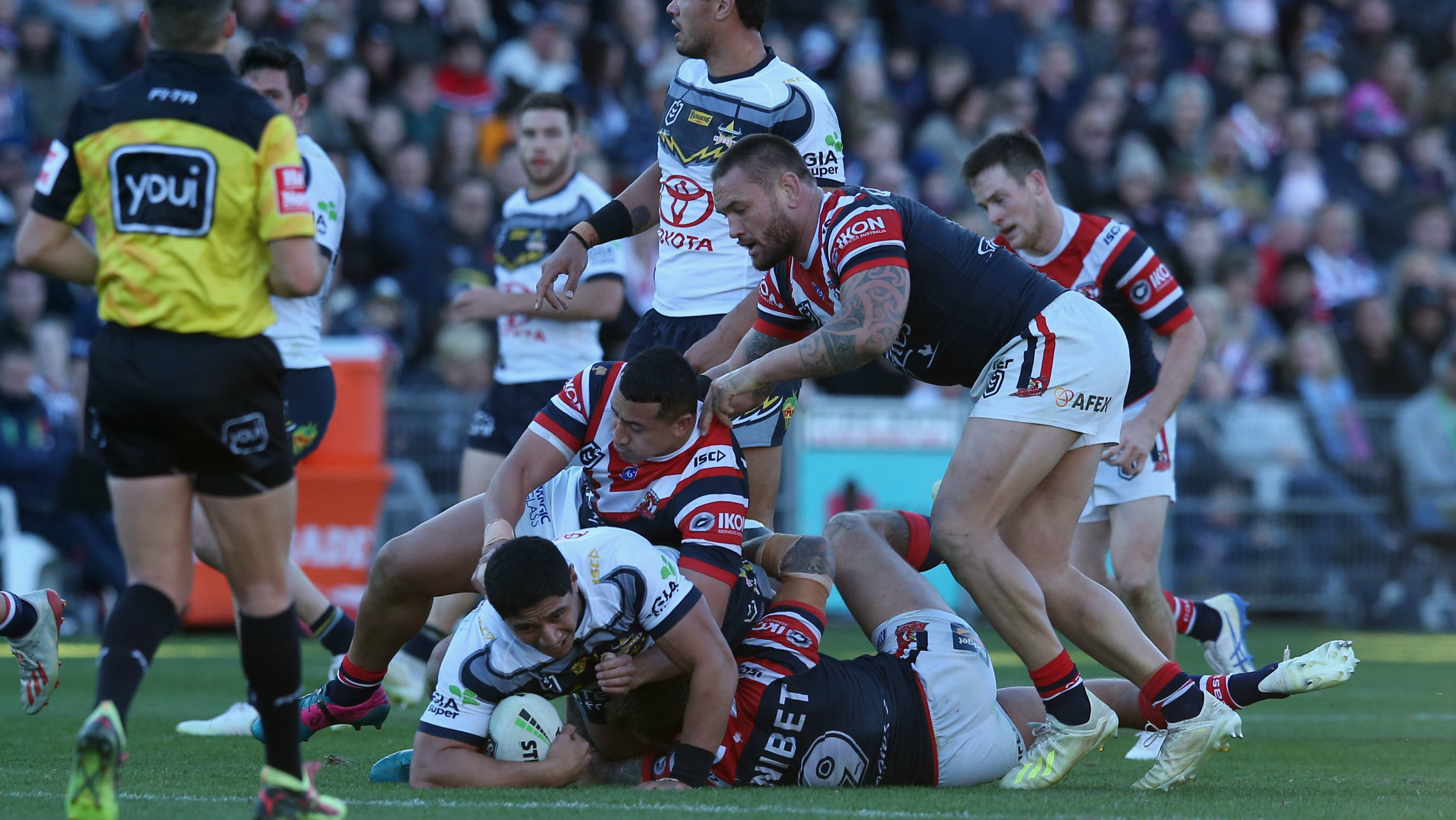 Jared Waerea-Hargreaves: Roosters set to challenge enforcer's suspension at judiciary