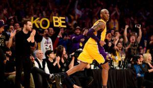 Moments - Kobe goodbye