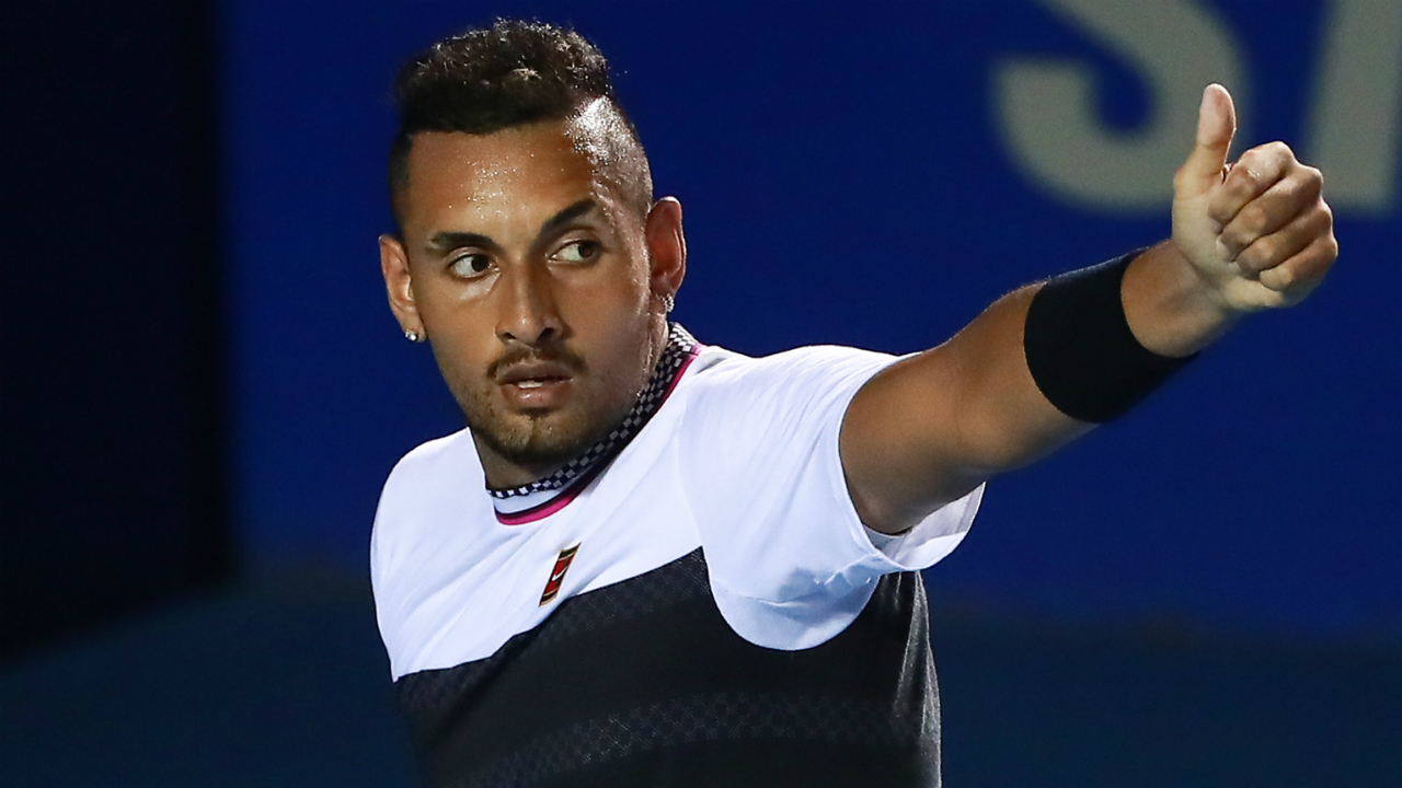 Nick Kyrgios soars up ATP rankings following remarkable run to Mexican Open title