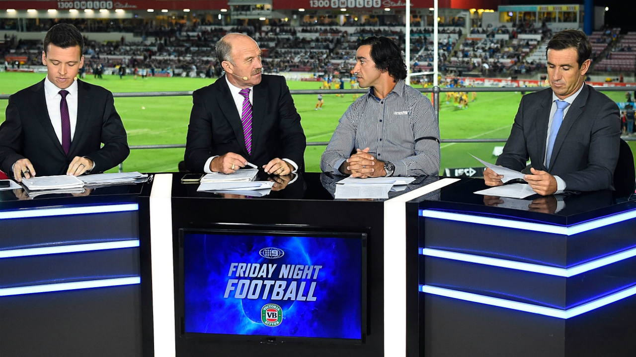 Nine treats fans with free streaming for all NRL games