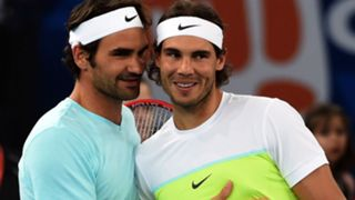 #Roger Federer Rafael Nadal