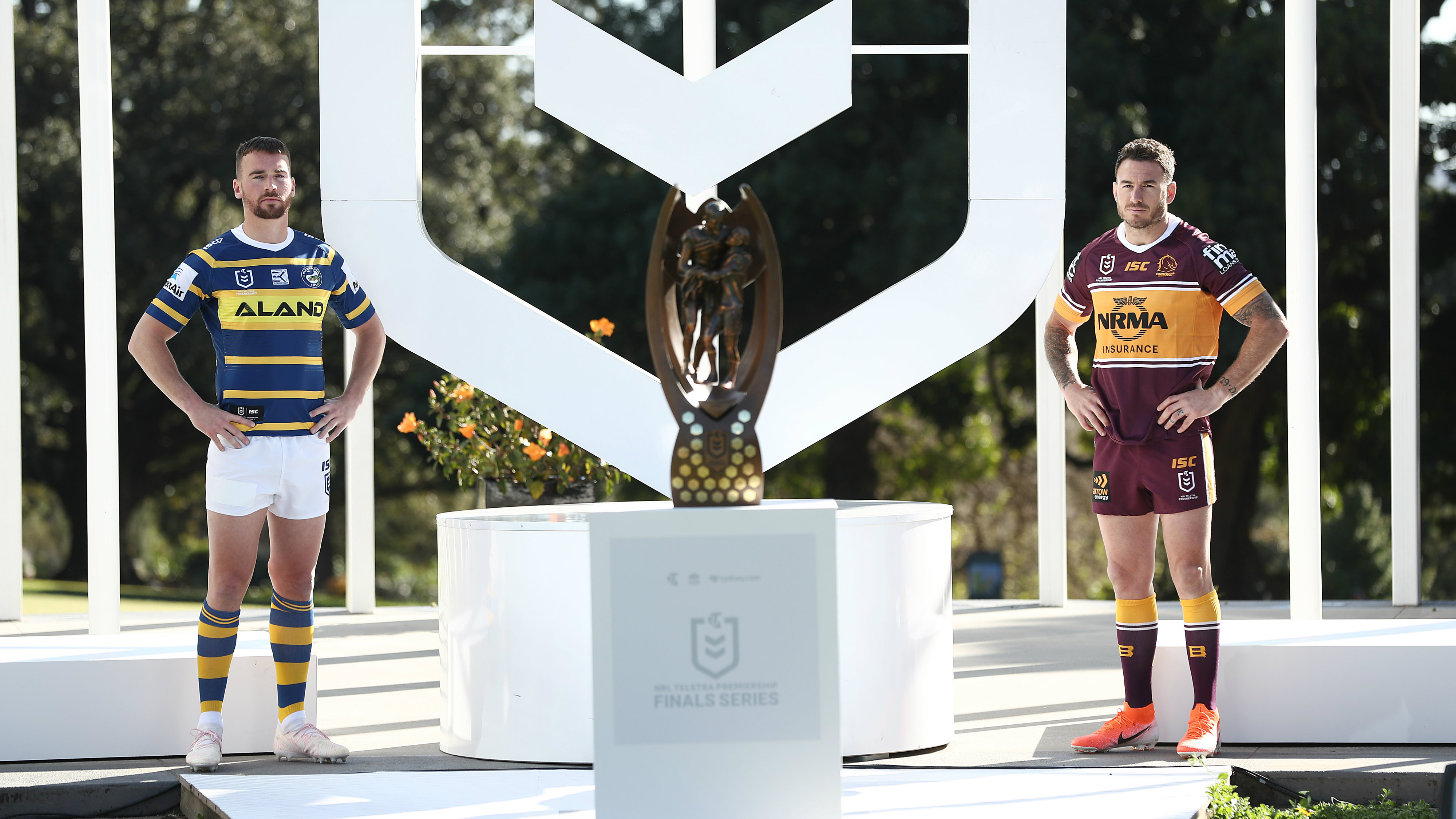 Parramatta Eels captain Clint Gutherson not content with top eight finish ahead of Brisbane Broncos clash