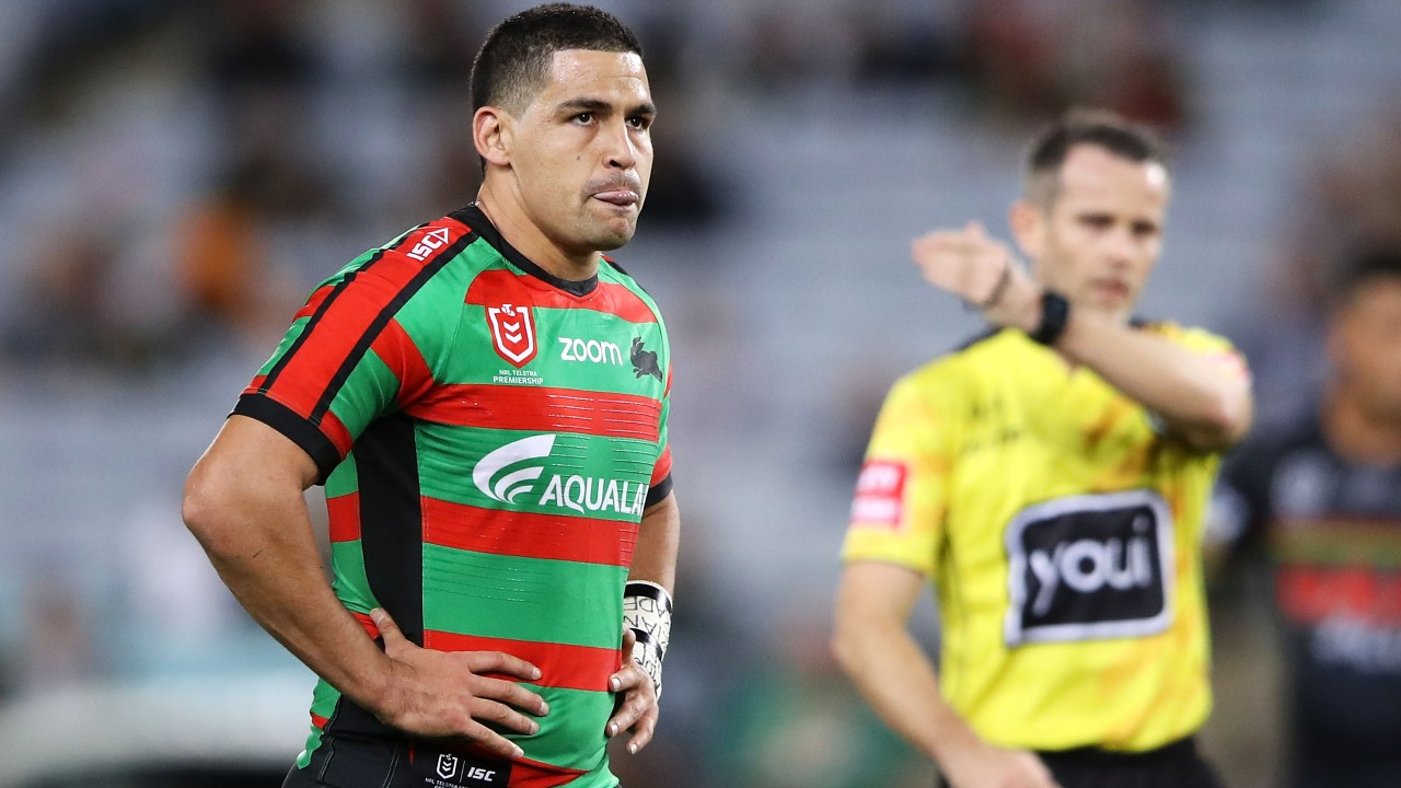 Cody Walker livid with himself following crucial sin-binning against Manly: 'I need to be more disciplined'