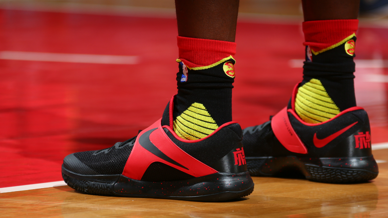 48c754e825b 10 best sneakers of the NBA Playoffs Round 1