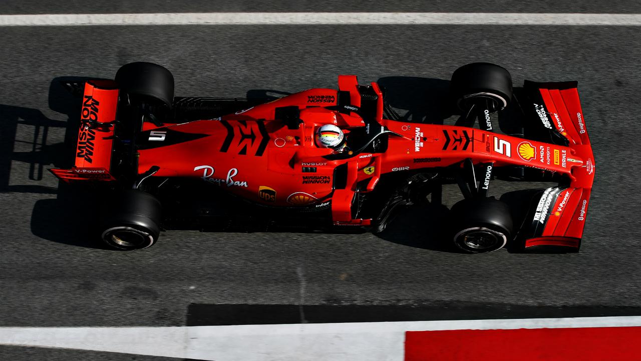 Scuderia Ferrari drop Mission Winnow from team name ahead of Formula 1  Australian Grand Prix  faab99f71044