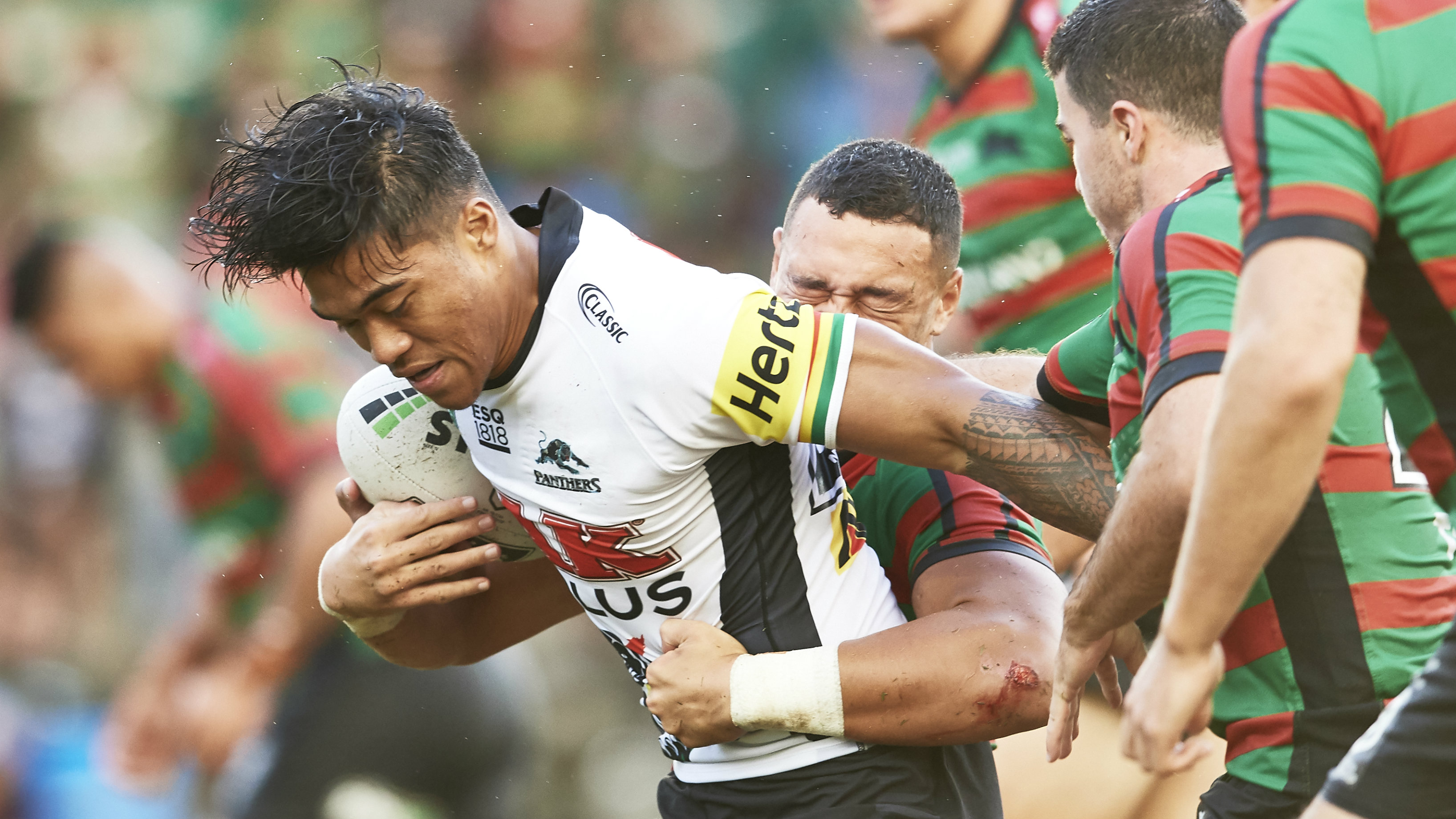 Brian To'o upgraded to Penrith Panthers top 30 squad