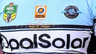 #Sharks jersey
