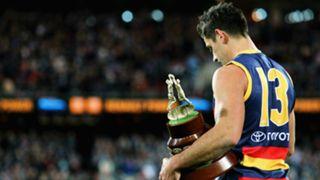 #Taylor Walker Adelaide Showdown trophy