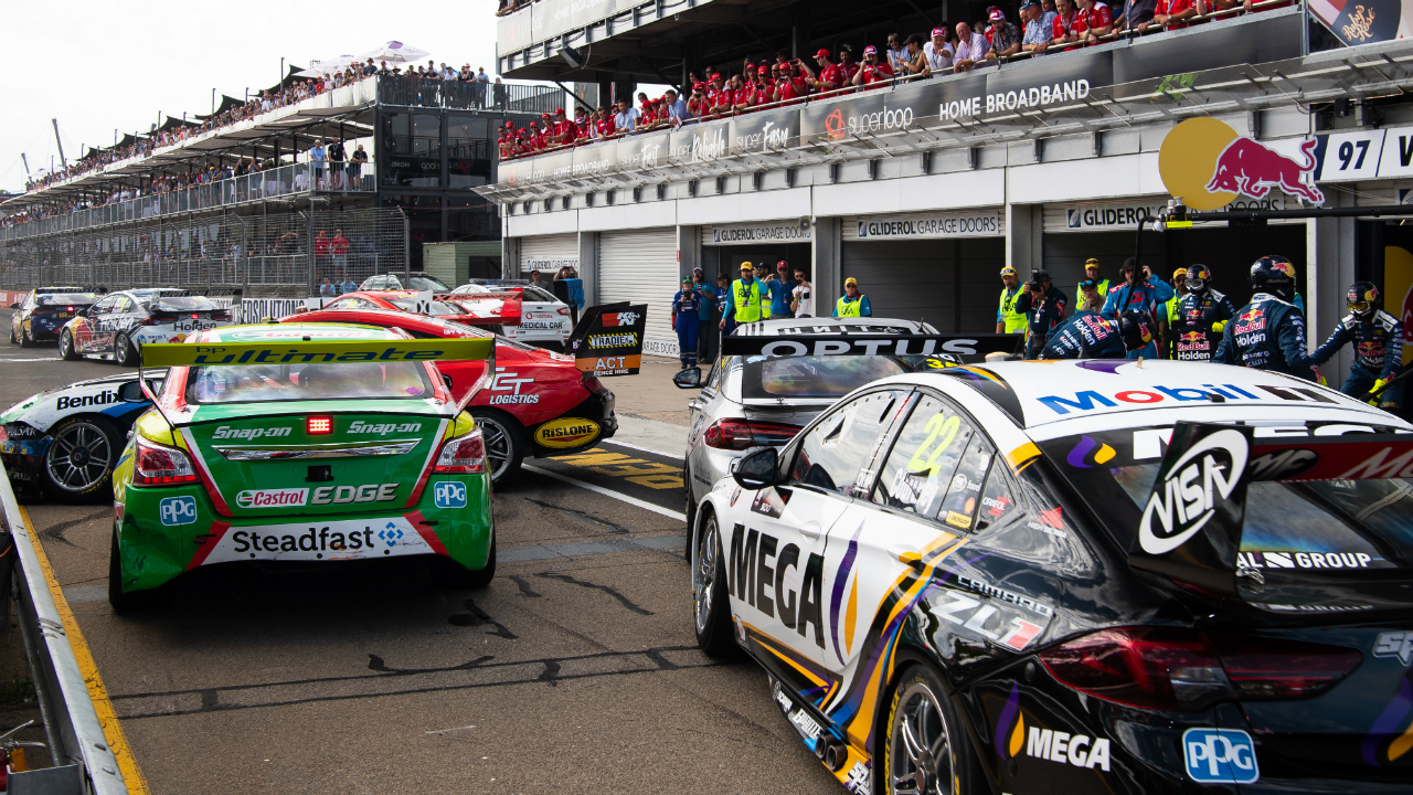 Supercars to trial closing pit lane under safety car following Adelaide chaos