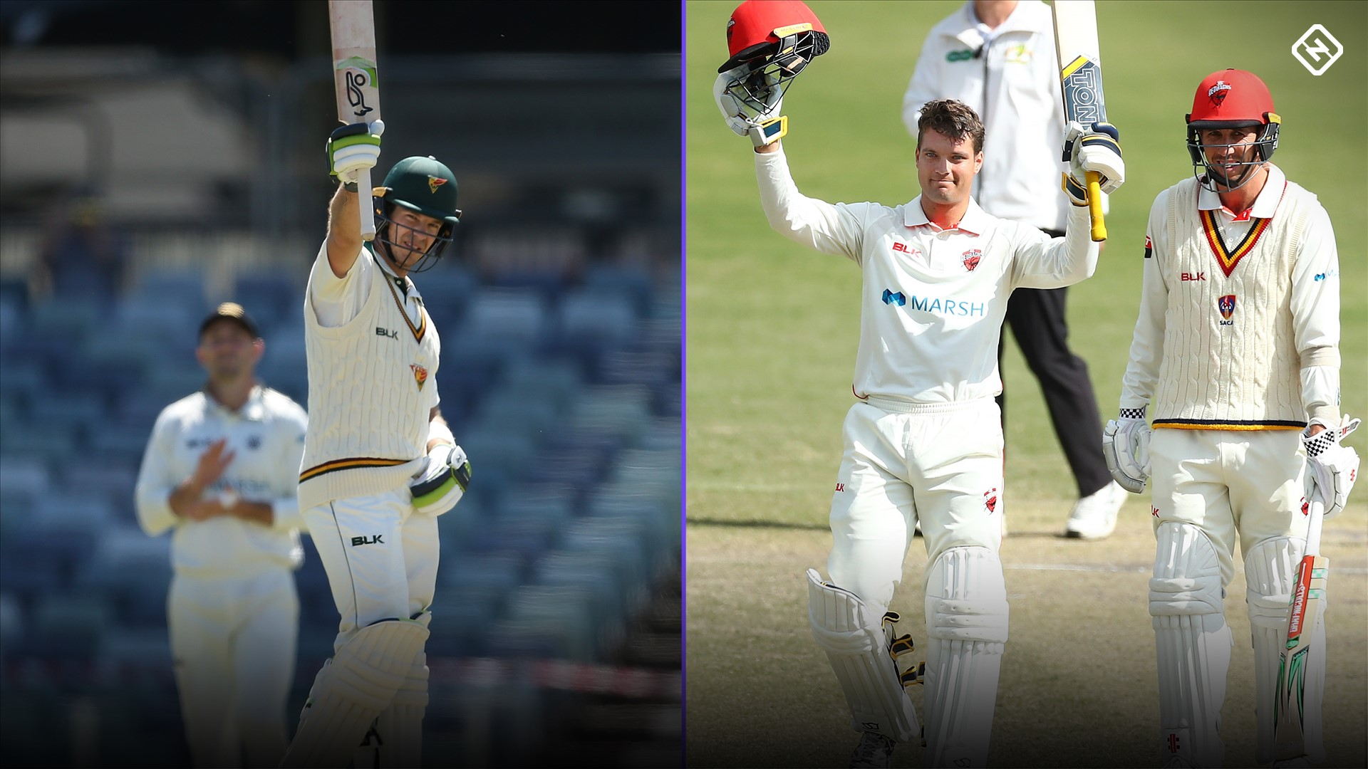 Sheffield Shield: Alex Carey and Tim Paine post centuries as batsmen continue to dominate