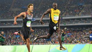 DCE v Usain Bolt
