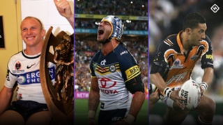 #nrl finals darren lockyer benji marshall johnathan thurston