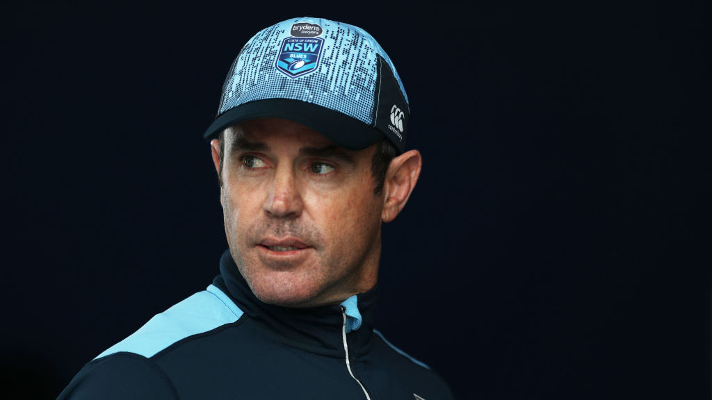 """State of Origin: NSW Blues coach Brad Fittler criticises media for their handling of """"personal issues"""" during series"""