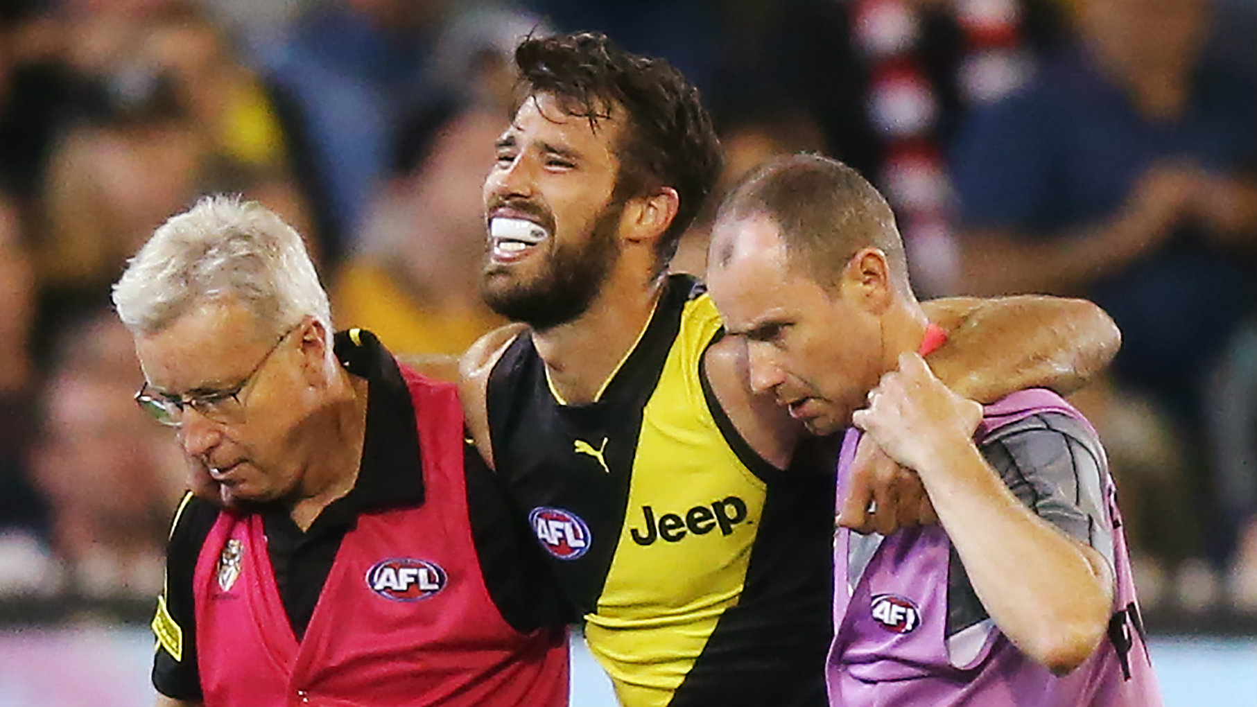 Alex Rance Injury: Scans confirm Richmond defender has ACL injury, will miss rest of the season