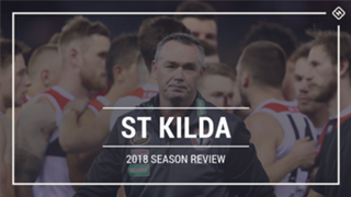 #St Kilda 2018 season review