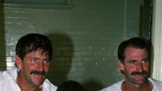 #Dennis Lillee and Rod Marsh