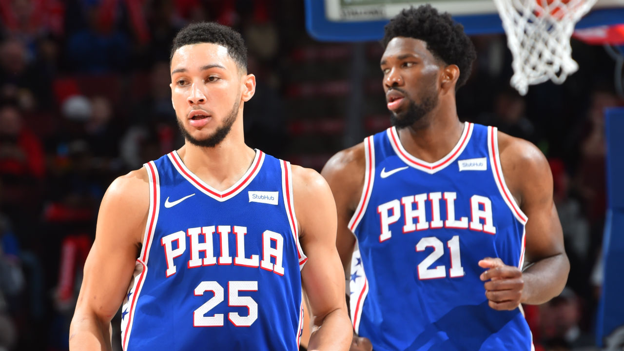 John Wall's injury opens door for potential All-Star berth for Ben Simmons