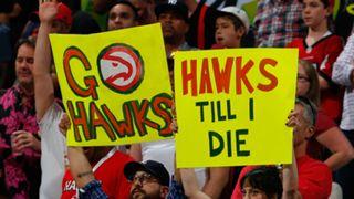 #Atlanta Hawks fans