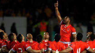 Tonga players