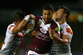 Manly players