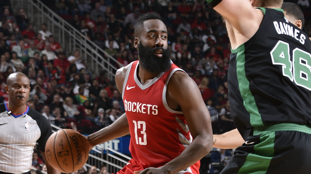 05dfb851f396 Rockets extend streak to 15 with 123-120 win over Celtics