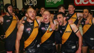 Richmond Tigers Song